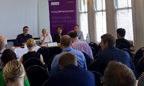 Panel event a party conference